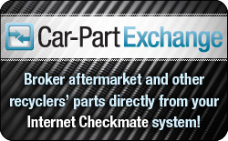 Car-Part Exchange: The power of Car-Part integrated into Checkmate!